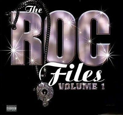 The Roc Files Vol 1 Vinyl LP Record Explicit Lyrics NEW
