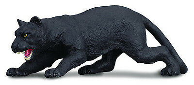 CollectA 88205 Black Panther - Big Cat Wildlife Replica Toy Model - NIP
