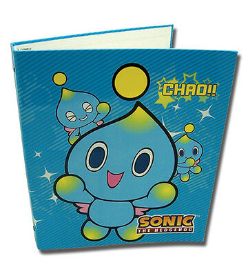Binder - Sonic the Hedgehog - New Chao Stationery Folder Anime Licensed ge89311