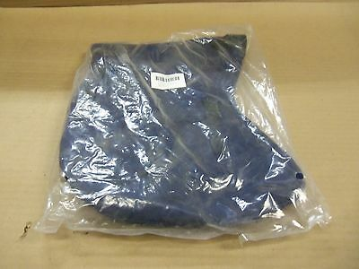 New Grainger Inter Inc 3BB64A Winter Liner Long Nape Blue