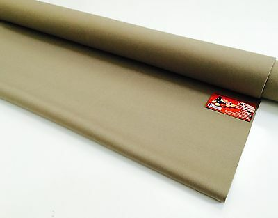 ENGLISH Hainsworth Pool Snooker Billiard Table Cloth Felt 7ft TAUPE