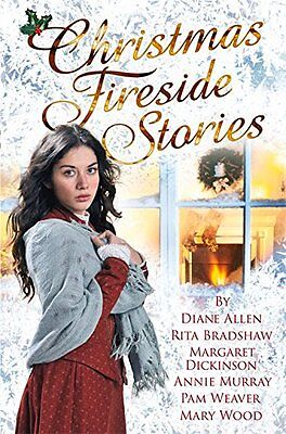 Christmas Fireside Stories _ Short Stories __ Brand New __ Freepost Uk