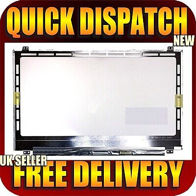 "Replacement Matte Packard Bell EasyNote MS2384 eDP Laptop Screen 15.6"" LED LCD"