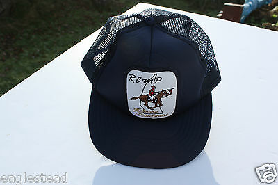 Ball Cap Hat - RCMP - Kelowna British Columbia Police Mounted Ride Canada (H1308