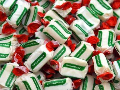 * Spearmint Chews Wholesale Pick n Mix Wedding Party RETRO SWEETS & CANDY
