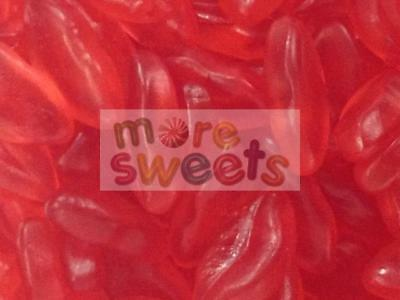* Cherry Juicy Lips Wholesale Pick n Mix Wedding Party RETRO SWEETS & CANDY
