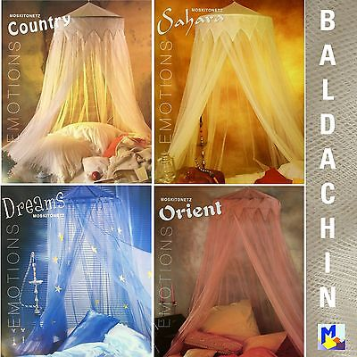 Wonderful: Mosquito net Baldachin Canopy Emotions Series NIP