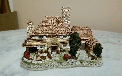 1985 David Winter Kent Cottage Hand Made Great Britain