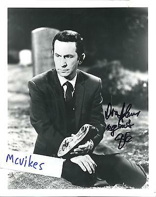 Don Adams Get Smart Autographed Signed 8x10 Photo COA Agent 86 DECEASED