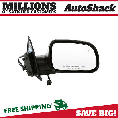 Right Passenger Heated Power Side Mirror For 99-04 Jeep Grand Cherokee