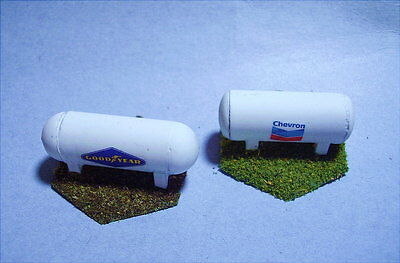 Battletech painted Propane tanks  (1 random of those pictured)