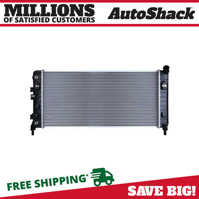 New Direct Fit Complete Aluminum Radiator 3.5L 3.6L 3.9L DOHC V6 for Buick Chevy