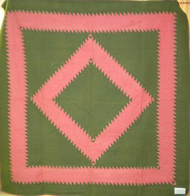 SNYDER COUNTY AMISH Antique Quilt!