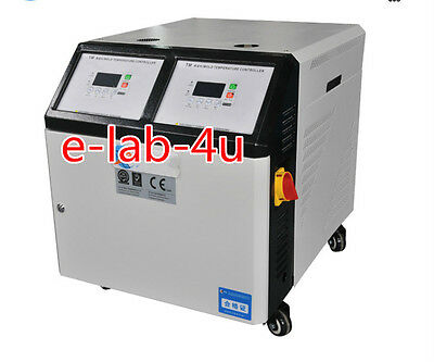 12kw oil type two-in-one mold temperature controller machine plastic / chemical
