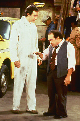 Andy Kaufman Danny DeVito Taxi 24x36 Poster by cab
