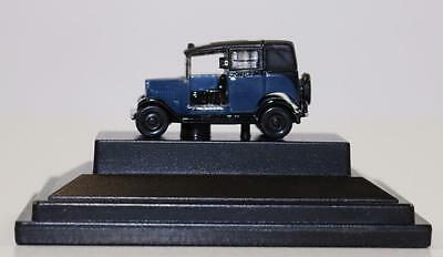 N scale 1:148 Oxford UK vehicle NAT002 Blue Low Loader Taxi OX277