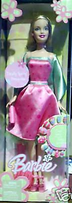 Totally Spring Primavera Barbie New and MIB By Mattel