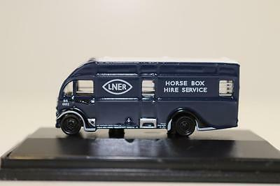 N scale 1:148 Oxford UK vehicle NAH002 LNER Albion Horsebox  OX281