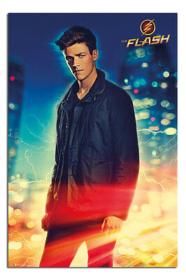 The Flash Barry Official Poster New - Maxi Size 36 x 24 Inch