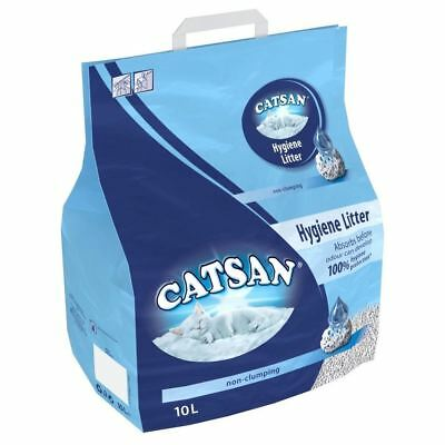 Catsan Hygiene Cat Litter (10L)
