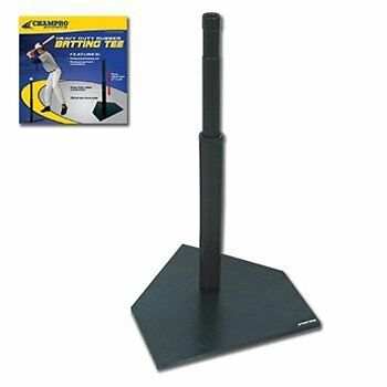NEW Champro Deluxe Rubber Batting Tee Boxed FREE SHIPPING