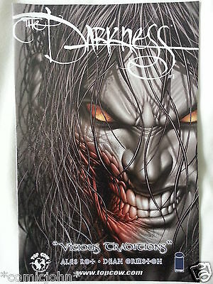The Darkness - Vicious Traditions Issue #  1. Unread, N.mint. Image/top Cow