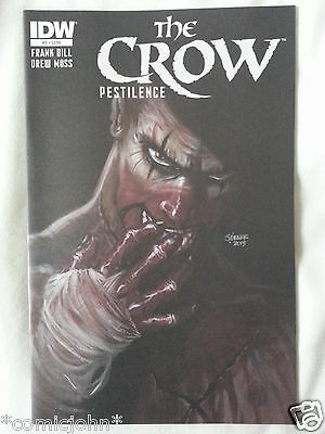 The Crow - Pestilence Issue #  3.  May 2014.  Image/top Cow