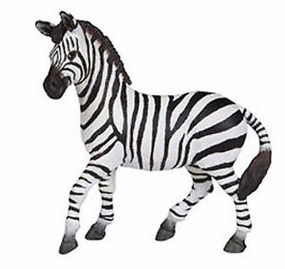 NEW PAPO 50122 Adult Zebra - African Wildlife