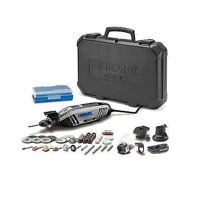 New Dremel 4200-6/40 High Performance Vs Rotary Tool Kit 47Pc Set Ez Change