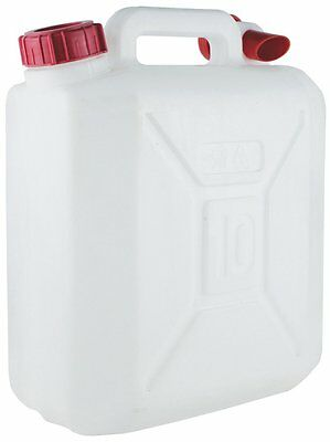 Yellowstone 10 Litres Water Bottle Container 10L Jerry Can With Pouring Spout