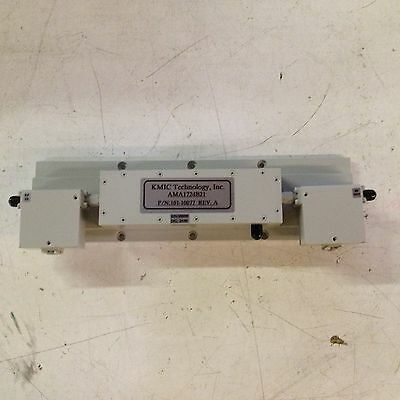 RF Amplifier Radio Frequency AMA1724B21 Solid State 101-10077