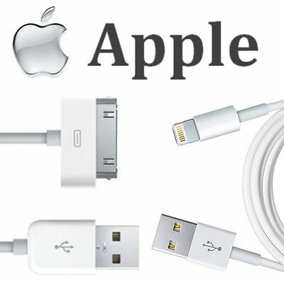 Original Apple - Chargeur Cable Lightning Cordon Usb D'alimentation Rechargement