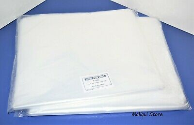 200 CLEAR 12 x 20 POLY BAGS PLASTIC LAY FLAT OPEN TOP PACKING ULINE BEST 1 MIL