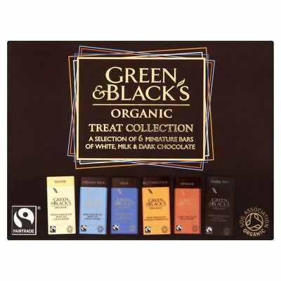 Green & Black's Treat Collection (90g)