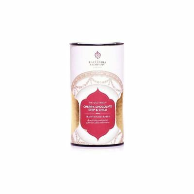 East India Company Cherry Chocolate & Chilli Biscuits (150g)