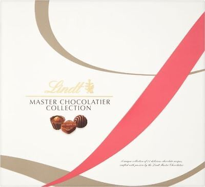 Lindt Master Chocolatier Collection (144g)