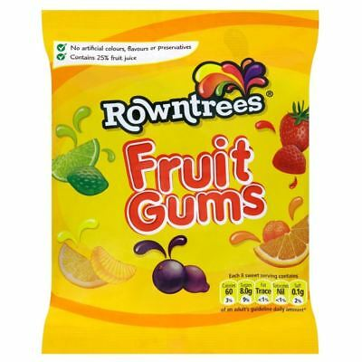 Rowntree's Fruit Gums (170g)