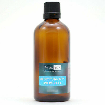 Eucalyptus & Clove Fragrance Oil - Cosmetic grade can be used in soaps, candles