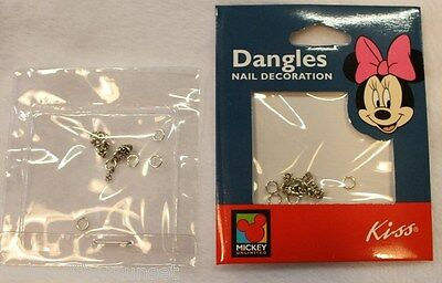 Minnie Mouse & Daisy Duck Dangles Nail Charm Decoration Disney Disneyland Trip