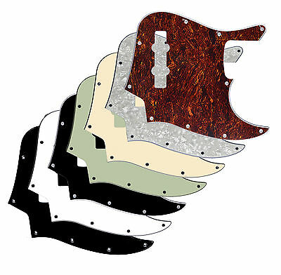 Jazz Bass Scratchplate Pickguard for Fender Jazz Bass