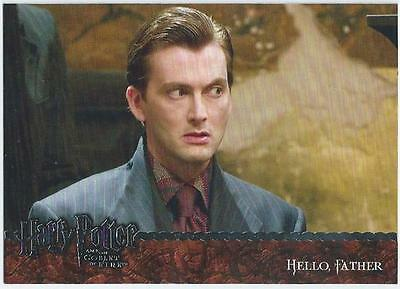 Harry Potter - Goblet Of Fire - Card 75 - Hello Father (Aizf)