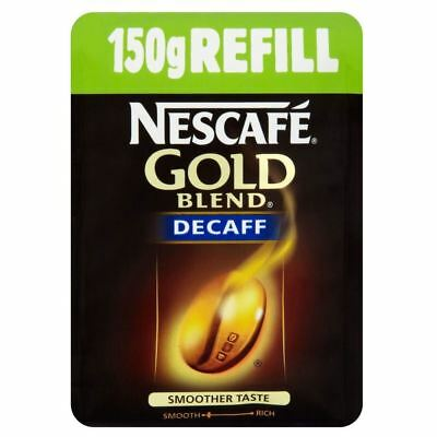 Nescafe Gold Blend Decaffeinated (150g)