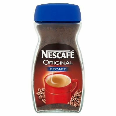 Nescafe Original Decaffeinated Coffee (200g)