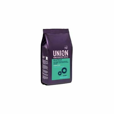 Union Hand Roasted Decaffeinated Blend Coffee (227g)
