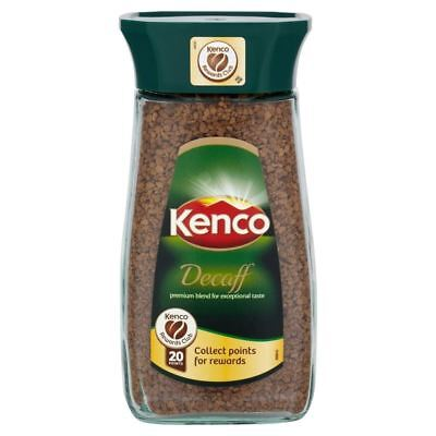 Kenco Decaffeinated Coffee (200g)