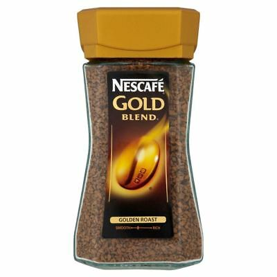 Nescafe Gold Blend Coffee (200g)