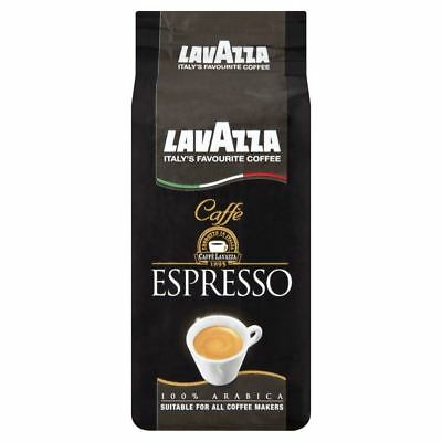 Lavazza Caffe Espresso Ground Coffee (250g)