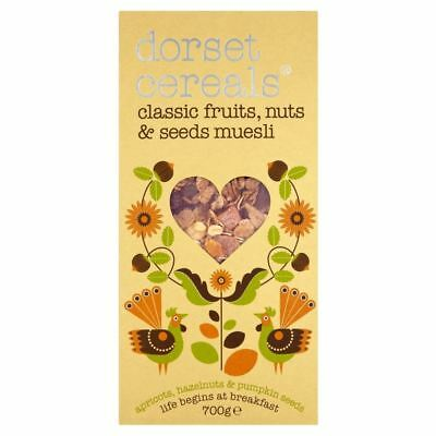 Dorset Cereals Classic Fruits, Roasted Nuts & Seeds (700g)