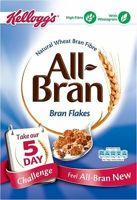 Kellogg's All-Bran Bran Flakes (500g)