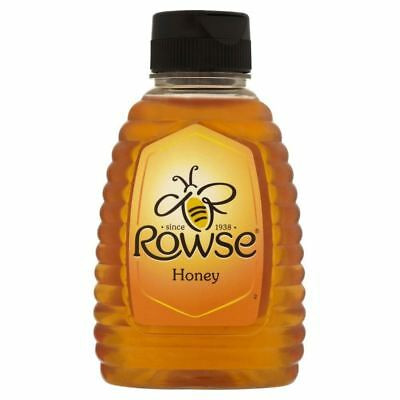 Rowse Pure Natural Honey Squeezy (250g)